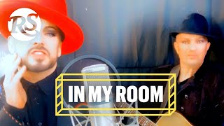 Boy George Performs 'Frantic,' 'Isolation,' and 'Mercy Now' in London | In My Room