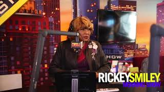 Evelyn Braxton dishes all about Tamar and Vince (full interview)