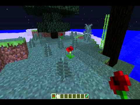 Minecraft Super Knockback Sword Push Mobs and Players Miles Away
