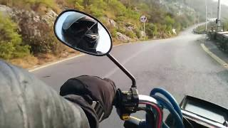 preview picture of video 'Driving motorcycle to Monal Islamabad'