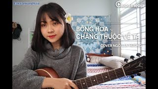 Em như BÔNG HOA nhưng CHẲNG THUỘC VỀ TA | Ngô Lan Hương Cover
