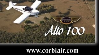 Corbi Air Alto 100 in Flight School