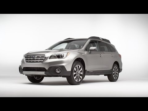 The 2015 Outback -- In-depth