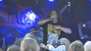 Fleshless - Live Antitrend Brno 2014