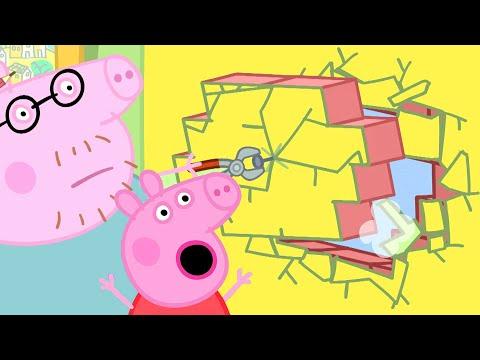 Peppa Pig en Español Episodios completos | La foto en la pared | Pepa la cerdita