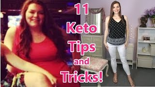 KETO: 11 SIMPLE Tips for Major Weight Loss