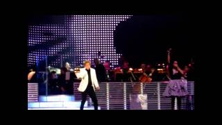 Barry Manilow - (Bandstand Boogie) - Youngstown, OH - 8-27-11