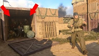ALL OF THEM WERE HIDING FROM ME INSIDE THE BOX!?!?! HIDE N' SEEK ON *WW2*