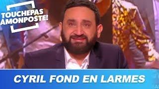Cyril Hanouna Fond En Larmes Devant Ses Chroniqueurs
