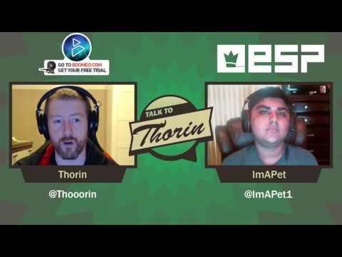 Talk to Thorin: ImAPet on Coaching CLG (CS:GO)