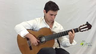 El alumno de la Escuela de Guitarra Flamenca Juan Manuel Ávila , Pedro Rincón , ha sido finalista en
