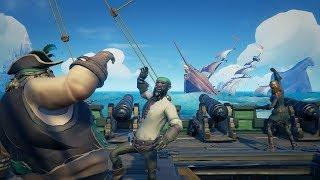 Super Pirate Bros - Sea of Thieves Gameplay w/Jacob, Jon, and Shake