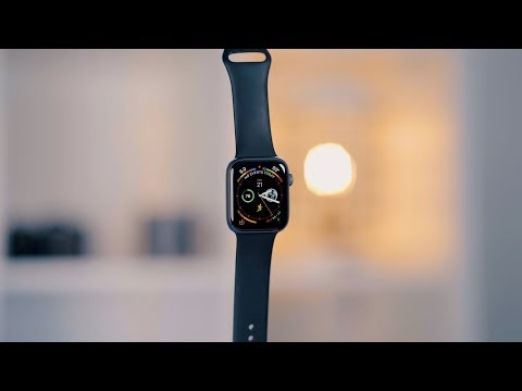 Hands-On with the New Apple Watch Series 4