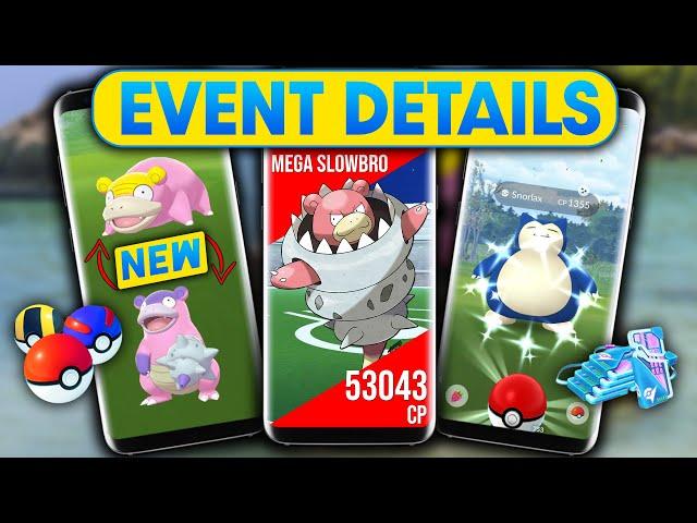 Pokemon GO: The best moveset for Galarian Slowbro
