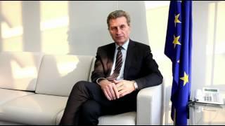 Günther Oettinger - European Commission - Commissioner