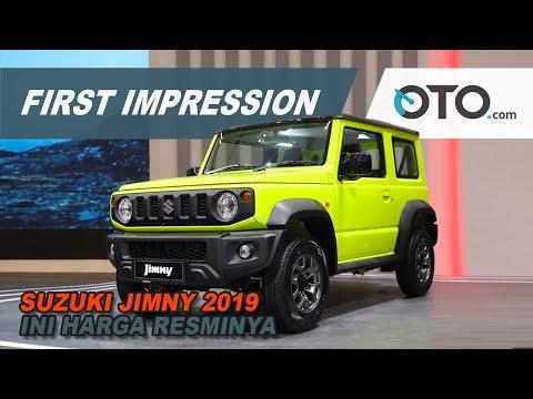 Suzuki Jimny 2019 | First Impression | Ini Harga Resminya | GIIAS 2019 | OTO.com