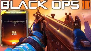 """NEW """"GALIL GAMEPLAY"""" in Black Ops 3! (NEW DLC WEAPONS)"""