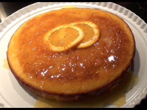 Video ORANGE CAKE RECIPE - GLUTEN FREE! - Greg's Kitchen