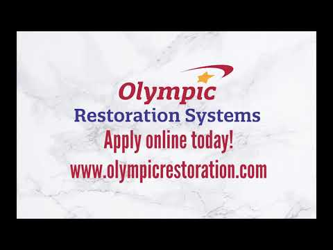 Job Opportunity at Olympic Restoration Systems