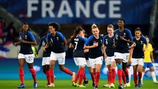 Mondial-2019: les Bleues au sein d