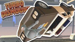 I BROKE 6 MILLION!!!! | Turbo Dismount