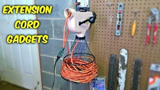 Extension Cord Gadgets