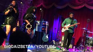 PJ Morton   Sticking To My Guns (LIVE)