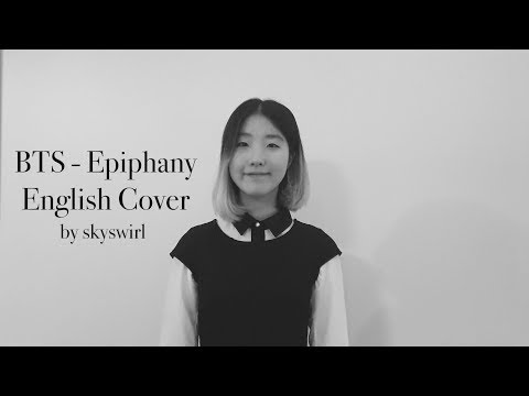 {ENGLISH VER./영어버전} BTS (방탄소년단) Jin (진) - Epiphany Vocal Cover