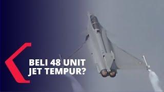 Kemenhan Mau Beli 48 Pesawat Jet Tempur dari Perancis?