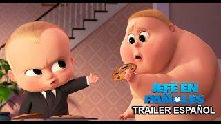 Un Jefe En Pañales  Trailer 2 Español Latino 2017 The Boss Baby