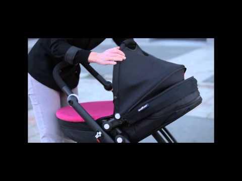 Babyzen Zen Pushchair & Carrycot Demonstration