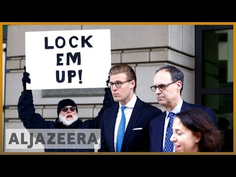 🇺🇸 US court jails lawyer over lying to Mueller's Russia probe | Al Jazeera English
