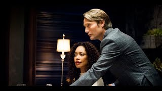 HANNIBAL HAS DINNER WITH JACK AND BELLA CRAWFORD