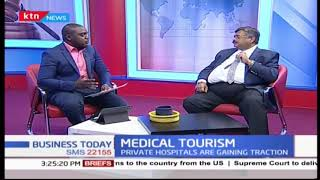 Kenya becoming a regional health hub: Dr S.R Mishra-Founder Mediheal