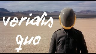 Daft Punk - Veridis Quo (Music Video)