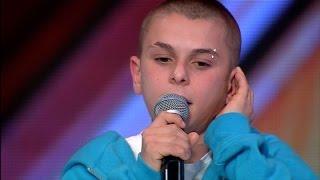 ישראל X Factor - עונה 2 פרק 9: הביצוע של ברק אולגבו