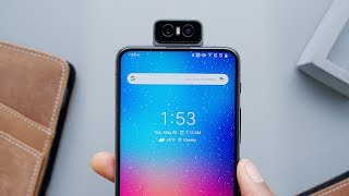 Asus Zenfone 6 ZS630KL: Swivel Camera Magic!