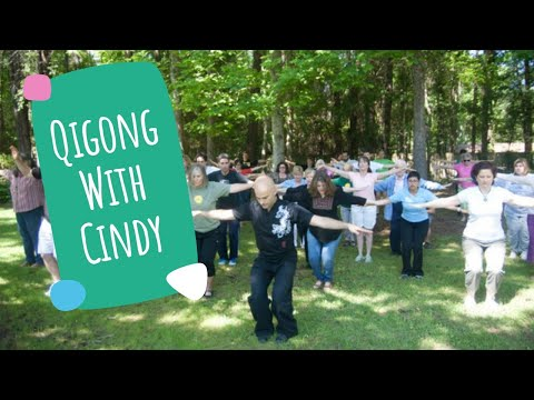 Begin learning Tai Chi with Cloud Hands -- This is part 1 of 3 videos