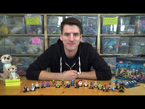 LEGO® Minifigures 71020 - The LEGO Batman Movie Series 2