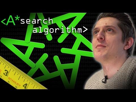 A* (A Star) Search Algorithm - Computerphile