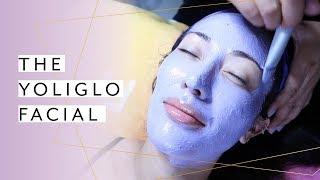 I Got the YoliGlo Facial with Tatcha! | Susan Yara