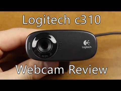 Logitech c310 Webcam Review