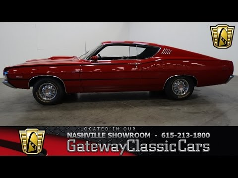 Video of '68 Torino - KDW8