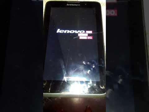 Help]How to Fix No Command In Lenovo Tablet A5500HV - смотреть