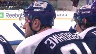 Морозов и Зарипов разобрались с «Динамо»