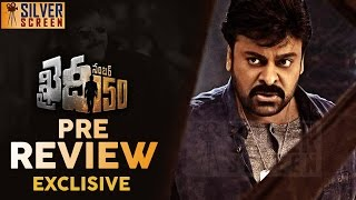 Khaidi No 150 Movie Pre Review  Chiranjeevi  Kajal Aggarwal  Ram Charan  VV Vinayak  DSP