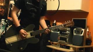 """Blink 182 """"Violence"""" Guitar Cover 2011"""