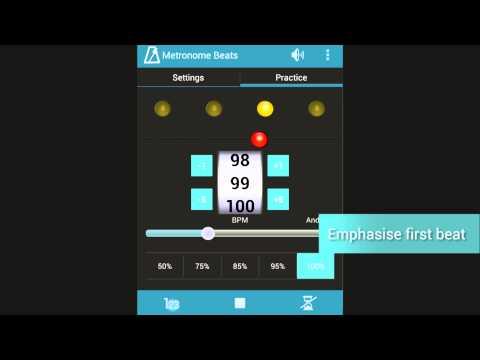 Video of Metronome Beats