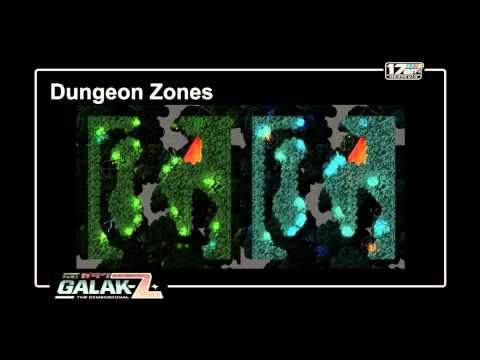 Unite 2014 - Generating Procedural Dungeons in Galak Z