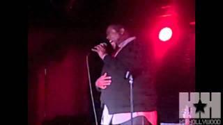 "Abraham McDonald Performs ""Miracle"" - HipHollywood.com"